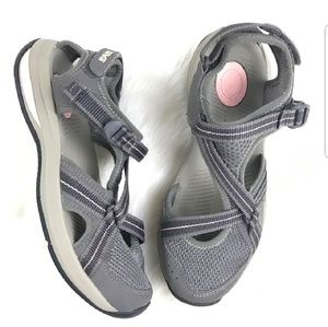 141da23c0fd84 Teva Shoes - TEVA Ewaso Bungee Cord Outdoor Sandals Shoes